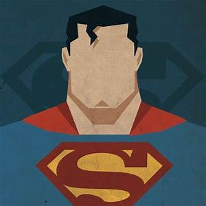 Superman: Nice simple illustration of Kal-El by artist ...