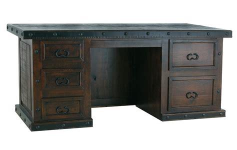 rustic wood office desk rustic executive desk rustic executive wood desk