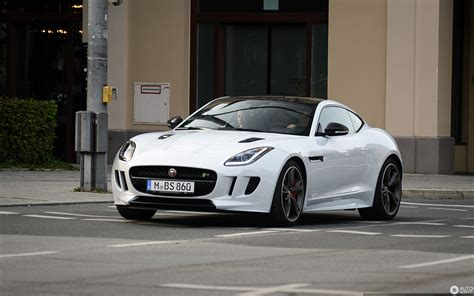 Jaguar F Type R Awd by Jaguar F Type R Awd Coup 233 15 March 2018 Autogespot
