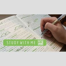 Study With Me Physics Youtube