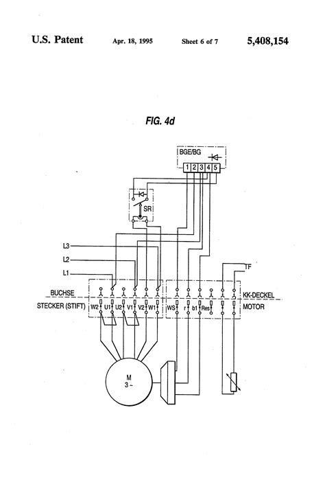 patent  motor connection block