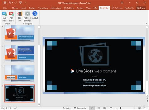 Prezi Templates For Powerpoint by How To Embed Prezi In Powerpoint