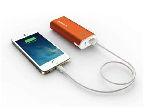 iphone 5 portable charger jackery bar premium fast charging aluminum portable