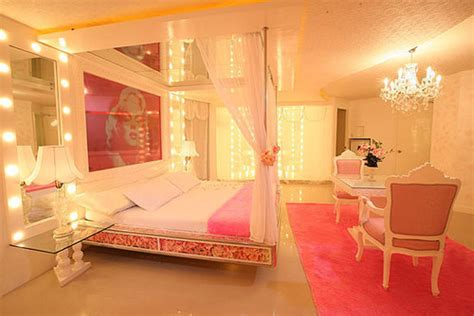 Girly Futuristic  Bedrooms