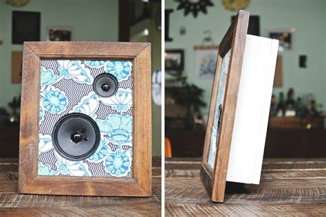 5 Ways To Disguise Your Bookshelf Speakers