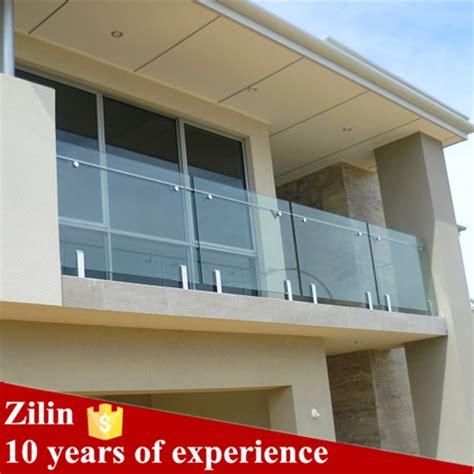 recinzione terrazzo prefabbricati di vetro recinzione plexiglass recinzione