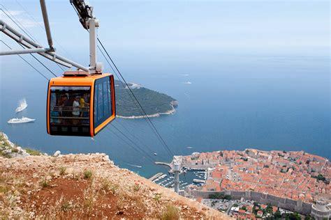 The Battlefield Of Dubrovnik  Mt Srd  Grand Forksand