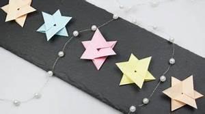 Origami Stern Falten Einfach : basteln mit papier weihnachten ~ Watch28wear.com Haus und Dekorationen