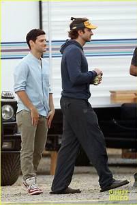 Bradley Cooper: Ponytail on 'Hangover Part III' Set ...