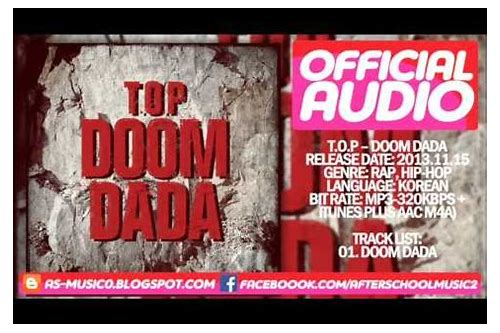 free download mp3 top doom dada
