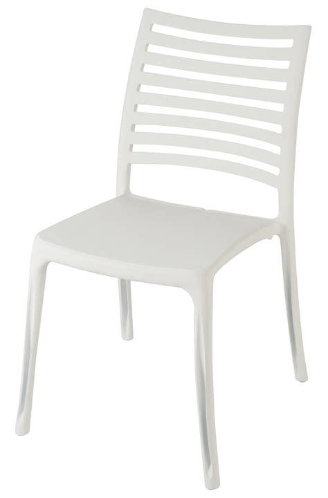 chaise de chaise de jardin sunday grosfillex