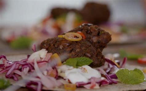 jamie oliver bean falafel recipe  jamie  jimmys