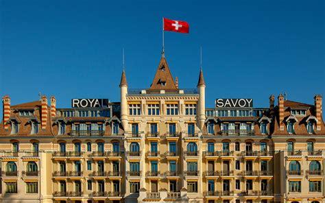 les chambres d royal savoy site officiel hôtel 5étoiles à lausanne