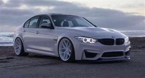 Allwhite Bmw M3 Is A Unique Tuning Project