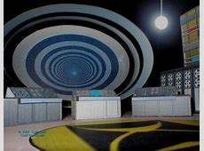 Kyle Clark's Time Tunnel – CultTVman's Fantastic Modeling