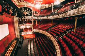 Olympia Theatre Dublin Seating