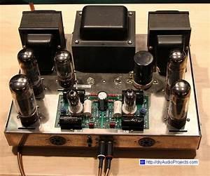 Dynaco Dynakit Stereo 70  St70  Tube Amplifier