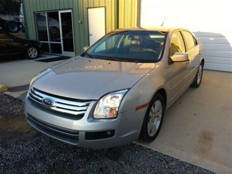 buy   ford fusion sel  leather heated seats