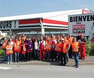 Jonc De Mer Brico Depot : le t l gramme quimper ville brico d p t salari s au ~ Dailycaller-alerts.com Idées de Décoration