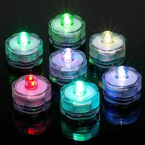 led submersible lights submersible rgb led tea lights led candle lights