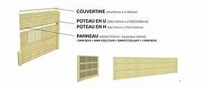 Cloison Jardin Anti Bruit : mur cl ture palissade panneaux anti bruit isolation ~ Edinachiropracticcenter.com Idées de Décoration