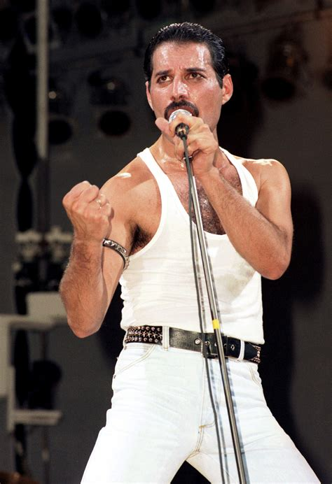 Freddie Mercury by Live At Wembley Photos Page 2