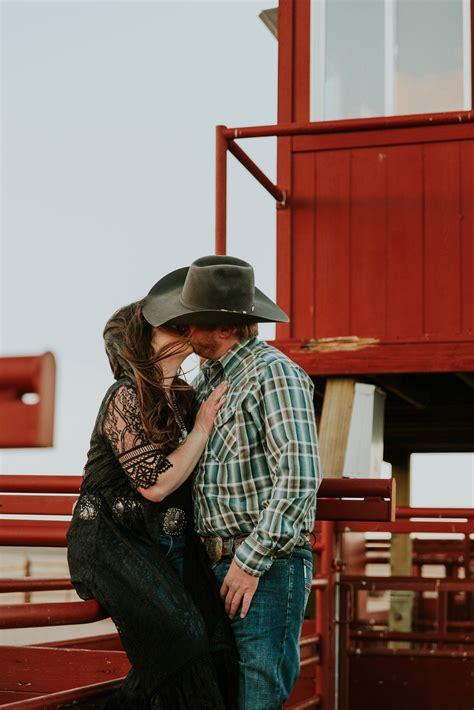 love story   bullriderrodeo engagement  cheyenne