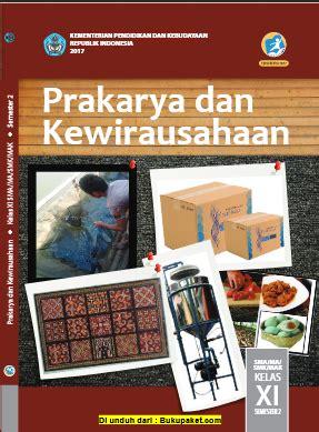 sistem produksi usaha kerajinan bahan limbah