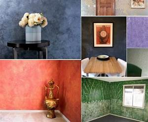 How To Rag Paint Your Walls