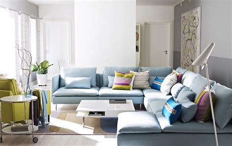 ikea furniture decorating ideas pict sofa serie quot s 246 derhamn quot bei ikea sch 214 ner wohnen