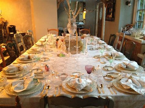 table decor home decorating thanksgiving fine china