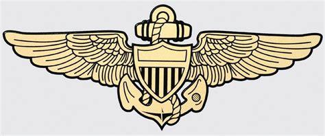navy aviatorin wings decal naval aviator pilot tattoo