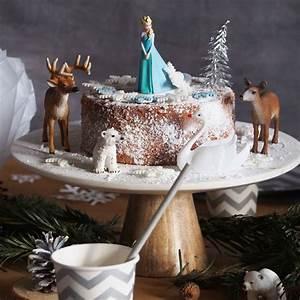Gateau Anniversaire Reine Des Neiges : un anniversaire reine des neiges rose caramelle carnet ~ Melissatoandfro.com Idées de Décoration