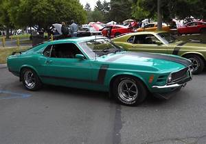 Grabber Green 1970 Boss 302 Ford Mustang Fastback - MustangAttitude.com Photo Detail