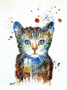 Einfache Bilder Malen : kreativcoach mentorin wegbereiterin happy animals c h aquarell katze malen und katze malen ~ Eleganceandgraceweddings.com Haus und Dekorationen