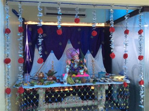 Garden Decoration For Ganpati by Ganpati Decoration Ideas Ganesh Chaturthi