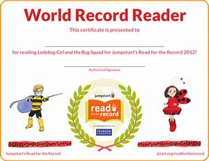 Download reading certificate templates for free formtemplate for World record certificate template