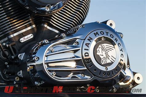 Indian Motorcycle Unveils Thunder Stroke 111 Engine (video