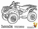 Coloring Atv Pages Wheeler Four Boys Printable Quad Honda Atvs Trx Bike Brawny Rincon Wheelers Sheets Quads Clipart Yescoloring Printables sketch template