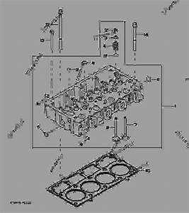 Deere 4024 Engine Diagram