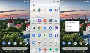 Download Android P Launcher APK for Huawei EMUI phones ...