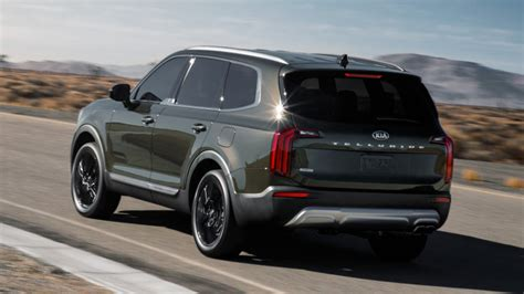 2020 Kia Telluride Dimensions by 2020 Kia Telluride Reviews Price Specs Features And