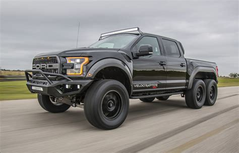 Hennessey Velociraptor 6x6 Available For The 20172018
