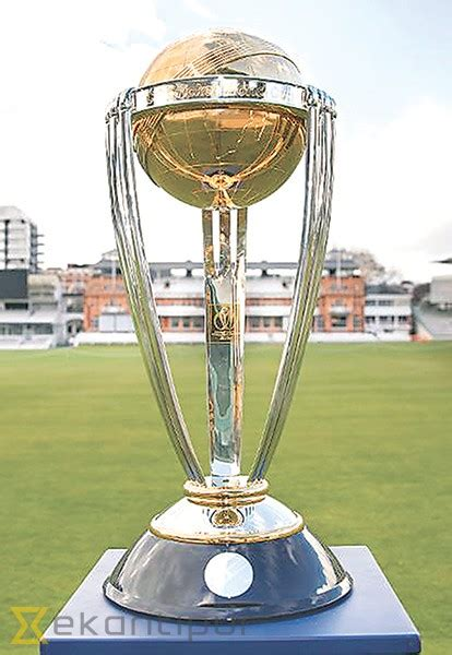 Cricket World Cup Trophy Tour In Nepal Sports The