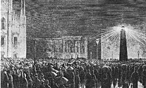 Storia Di Milano  Origini Del Sistema Elettrico