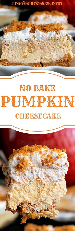 easy cajun desserts recipes no bake pumpkin cheesecake lasagna creole contessa food recipes easy fall