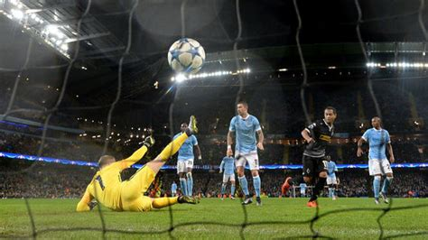 Manchester City 4-2 Borussia Monchengladbach: City Leave ...
