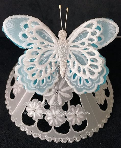 parchment butterfly patterns  parchment craft