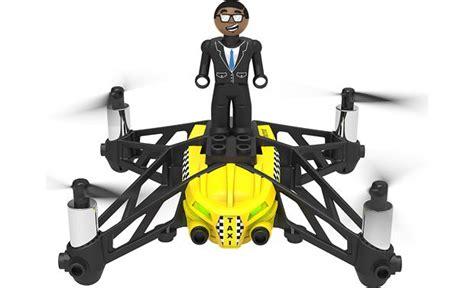 parrot travis airborne cargo drone quadcopter  cargo space  crutchfieldcom