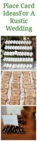 wedding place card ideas rustic wedding place card display ideas rustic wedding chic
